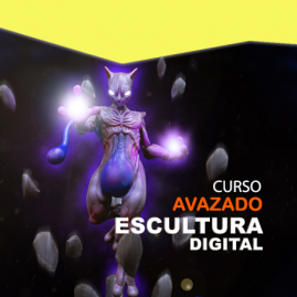 [CURSO] Escultura Digital intermedio-avanzado